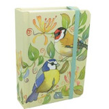 Garden Birds A6 Hardback Notebook