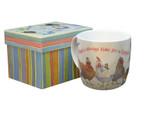 Emma Ball Animal Magic Cup of Coffee Bone China Mug (Boxed)