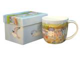 Emma Ball Harbor Bone China Mug (Boxed)