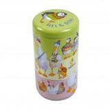 Emma Ball Animal Magic Set of 3 Stacker Tins