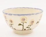 Brixton Pottery Sunflowers handmade pottery small bowl