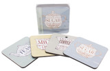 The Specialist Set of 4 Coasters