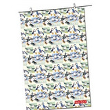 Puffin Repeat 100% Cotton Tea Towel from Emma Ball.