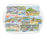 Emma Ball Cornwall Melamine Scatter Tray
