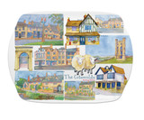 The Cotswolds Melamine Scatter Tray from Emma Ball