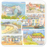 Emma Ball Dorset Coaster