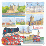 London Coaster by Emma Ball.