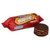 Classic McVitae's Dark Chocolate Hobnob Biscuits