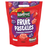 Rowntree's Strawberry & Blackcurrant Fruit Pastilles 150g