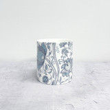 Alex Allday Safflower Fine Bone China Mug