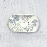 Alex Allday Azalea Ceramic Soap Dish