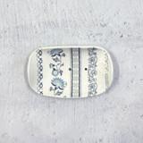 Alex Allday Jasmine Ceramic Soap Dish