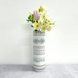 Alex Allday Fusion Safflower Ceramic Vase