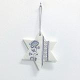 Alex Allday Fusion Ceramic Star Decoration