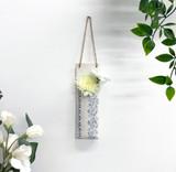 Alex Allday Narrow Ceramic Hanging Planter Pot - Fusion Design 1