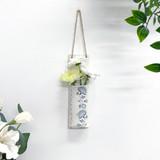 Alex Allday Narrow Ceramic Hanging Planter Pot - Jasmine