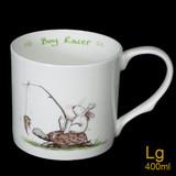 Boy Racer mug by artist Anita Jeram.