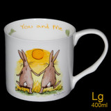 You & Me mug by artist Anita Jeram.