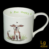 Bee Happy mug by artist Anita Jeram.