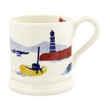 Emma Bridgewater Shoreline Half Pint Mug