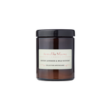 Vanilla Blanc Grosso Lavender & Wild Vetivert Candle