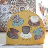 Poppy Treffry Teapots Tea Cosy.