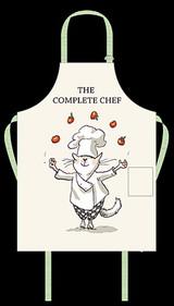 Complete Chef Apron by Anita Jeram.