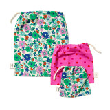Cath Kidston Flower Power Three Reusable Bags by the Beeswax Wrap Co.