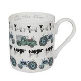 Sophie Allport bone china On the Farm mug.