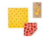 Cath Kidston Creature Comforts Beeswax Wrap - Set of 2