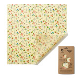 National Trust Summer Bloom Beeswax Wraps - Extra Large