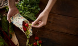 National Trust Summer Bloom Beeswax Wraps