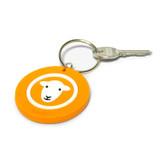 Herdy Classic Key Chain - orange