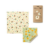 Emma Bridgewater Bees & Buttercup Beeswax Wraps - Pack of 2