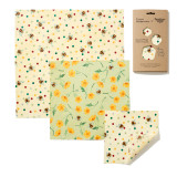 Emma Bridgewater Bees & Buttercup Beeswax Wraps - Pack of 3