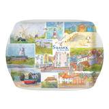 Sussex Melamine Scatter Tray from Emma Ball