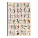 Women Who Changed the World A5 Notebook by Picturemaps
