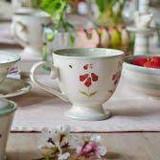 Susie Watson Designs Foxglove Large Mug.