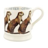 Emma Bridgewater Otter Half Pint mug