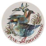Emma Bridgewater Pink Footed Goose 8 1/2 inch Plate