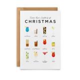 Twelve Rum Cocktails of Christmas