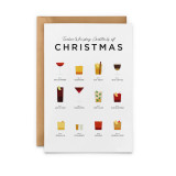 Twelve Whiskey Cocktails of Christmas