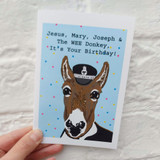 Line of Duty Card from Lucky Lobster Art