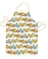 Emma Ball Sheep in Sweaters Cotton Apron