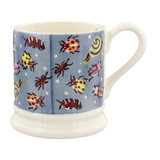 Emma Bridgewater Keep It Creepy 1/2 Pint Mug