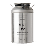 Au Lait Milk Bath Powder from The Scottish Fine Soaps Company. Made in Scotland.