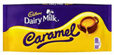 Cadbury's Caramel Bar 200g