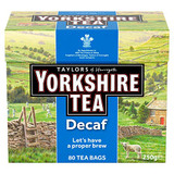 Yorkshire Tea Decaf Teabags. 80 ct.