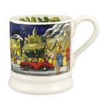 Emma Bridgewater Christmas Town & Country Half Pint Mug