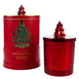 Christmas Tree Candle In Musical Tin from Wax Lyrical.